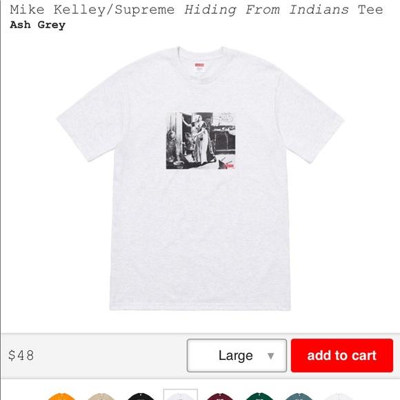 3fbe69312ffa Supreme Shirts